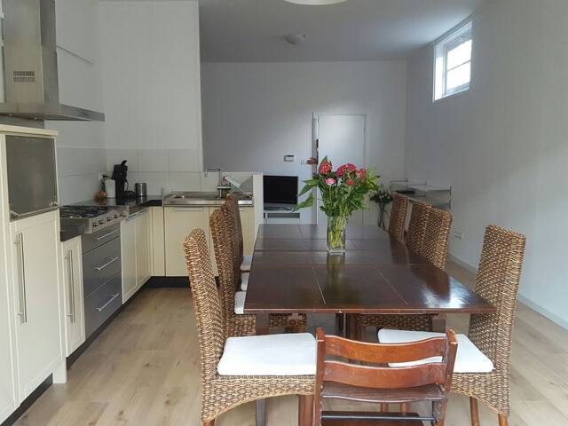 Prachtig appartement van 60 m2 nabij Utrecht