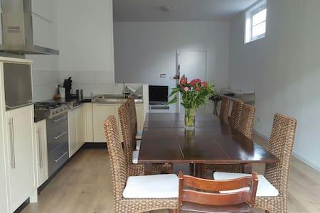 Prachtig appartement van 60 m2 nabij Utrecht - De Bilt - Flat
