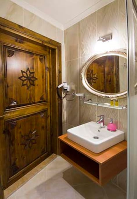 Oba istanbul Bathroom