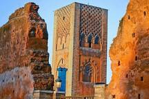 Rabat is 30 minutes away for a day trip or a night on the town