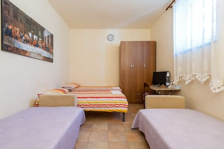 Room in B&B with pick-up in Pisa - Pisa