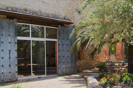 room 'Macabeu' b&b near Collioure - Ortaffa - Bed & Breakfast