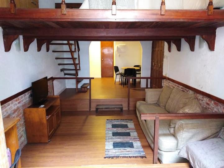 Loft con estilo en Punta Carretas - Montevideo