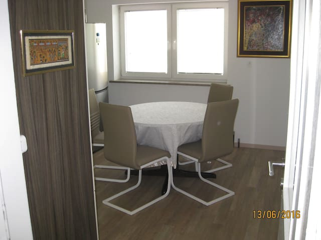 House located between the nature and the city beat - Ljubljana - Apartment
