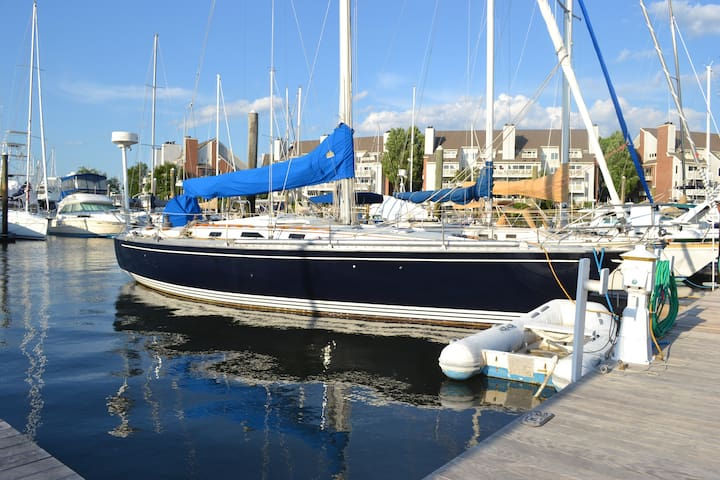 Sleep on a Sail Boat in Stamford - Stamford - Boat