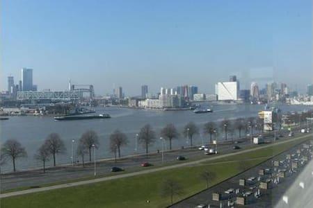 Amazing Skyline Waterview Promenade - Rotterdam