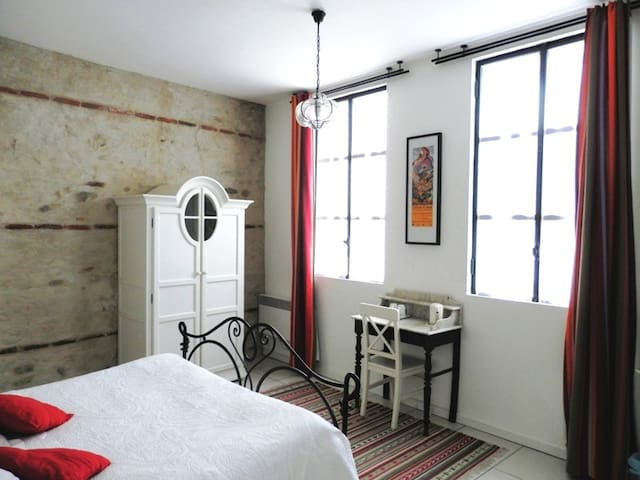 room 'Grenache' b&b near Collioure - Ortaffa - Bed & Breakfast