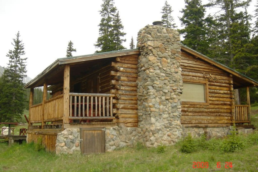 Rocky Mountain Lake Cabin Cabins For Rent In Idaho