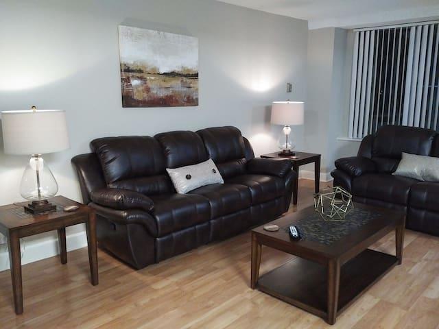Crystal City 2-bedroom luxury Apartment