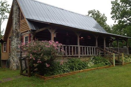 Blue Ridge Mountains cabin heaven - Elk Creek - Kabin