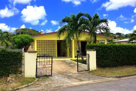 YELLOW BIRD - Bridgetown - House