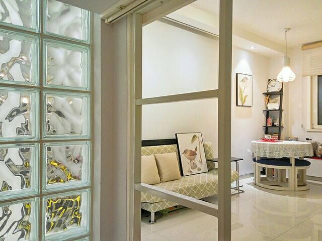 明堂公园一刻公寓品质生活一居室