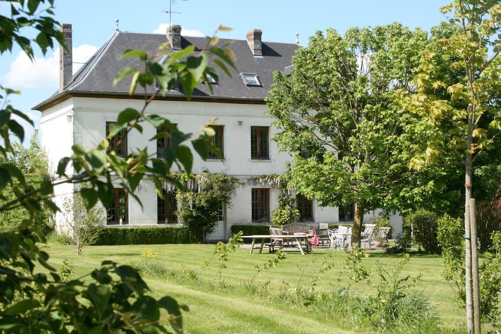Maison de charme en normandie maisons louer saint - Chambre des notaires haute normandie ...