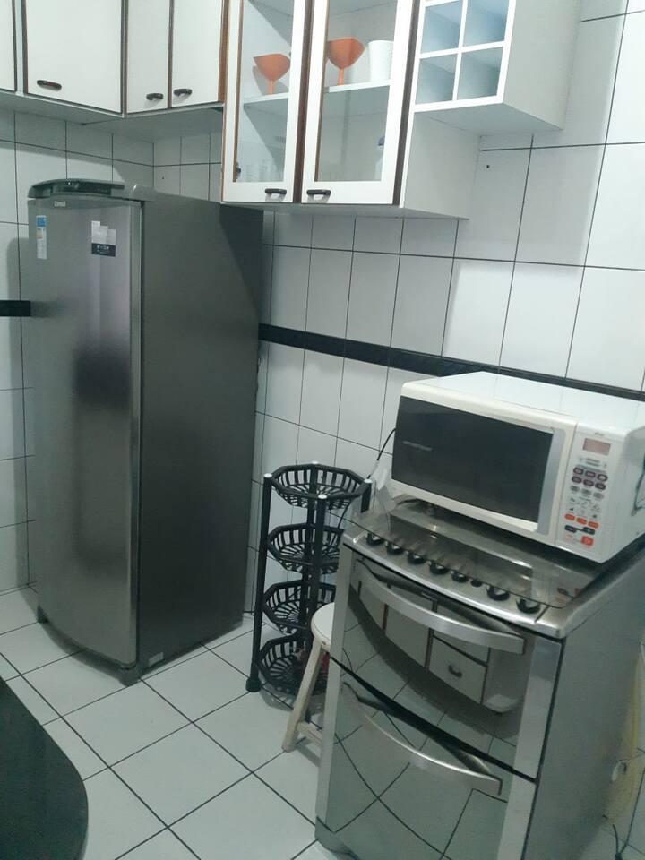 Quarto em casa confortável em Barueri