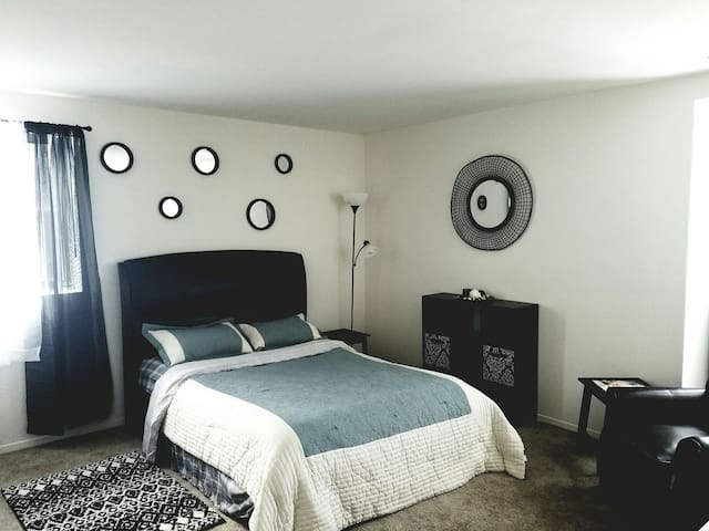 Comfy room near Columbia, Merriweather, DC & BWI - Ellicott City - Wohnung