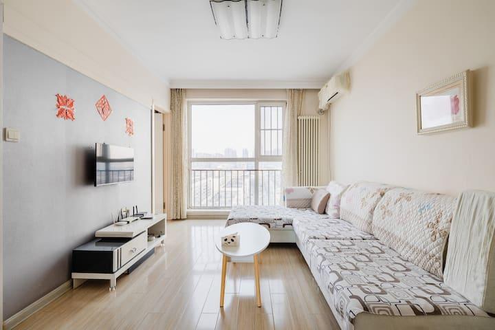 【橙途】劳动公园/保工街/家庭温馨两居