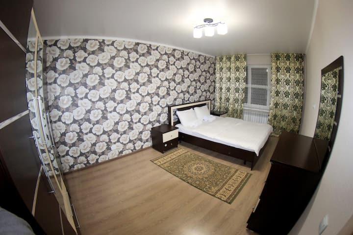 Чистая 3-комнатная квартира в микрорайоне Орбита