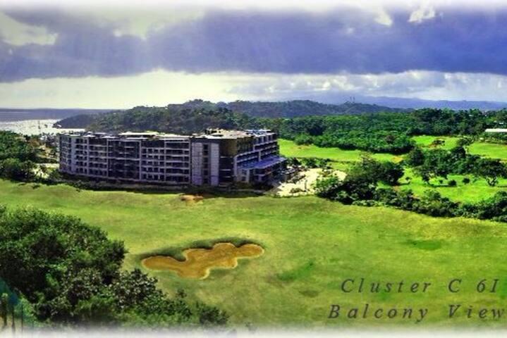 Boracay Newcoast: 1bdrm Penthouse w/ Golf&Sea View - Western Visayas - Condominium