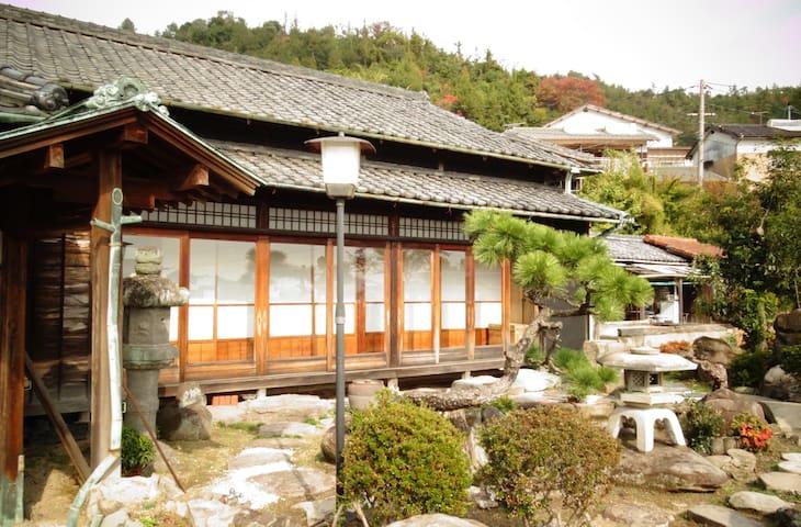 Japanese style guesthouse Toranjyo lit 5 :)