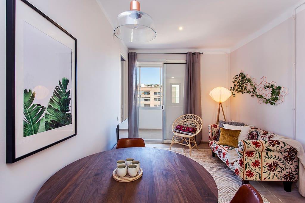 Especial piso de dise o con 2 hab apartamentos en alquiler en l 39 hospitalet de llobregat - Pisos en hospitalet centro ...