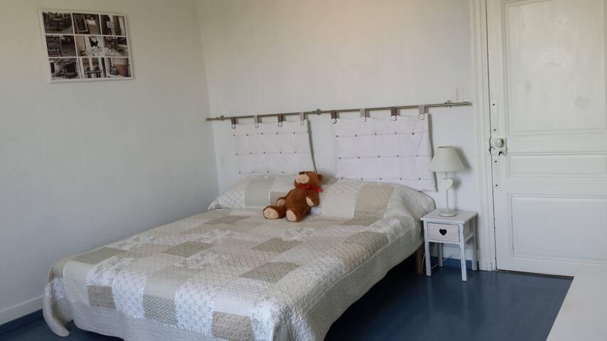 1 ou 2 chambres - Demeure XVIIIe Bourgogne sud