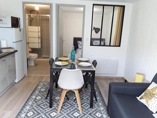 ♡♡♡☆Bel appartement au calme/5 min du Puy-en-Velay