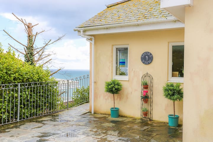 Shore View - Downderry - Holiday home