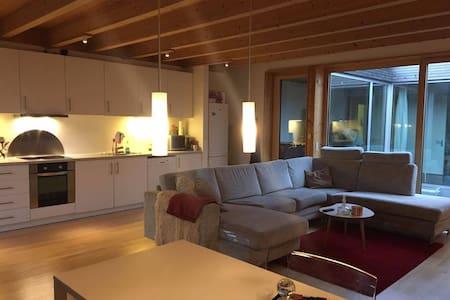 Stor og rummeligt rækkehus - Lystrup - Maison