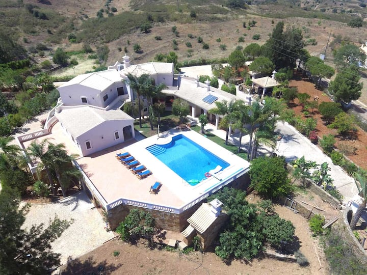 Tavira Countryside villa with swimming pool