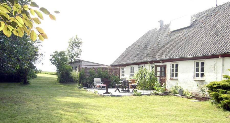 Feriehus på Sydlangeland - Humble - House