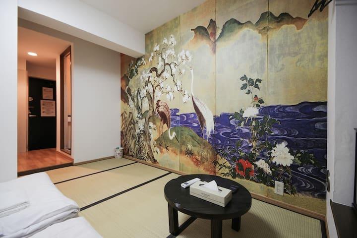 [P2] Cozy Guest house 2min Shinjuku - Shinjuku-ku