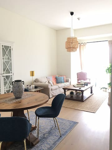 Clean, Peaceful Residence Flat Near Vadi İstanbul