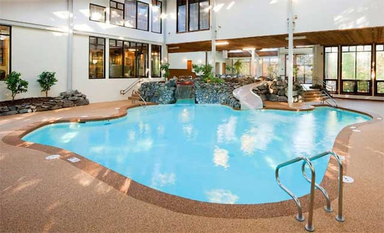 The Summit Resort Laconia NH - Laconia - Selveierleilighet