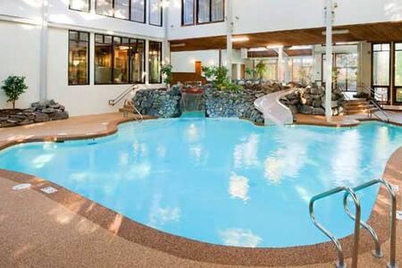 The Summit Resort Laconia NH - Laconia
