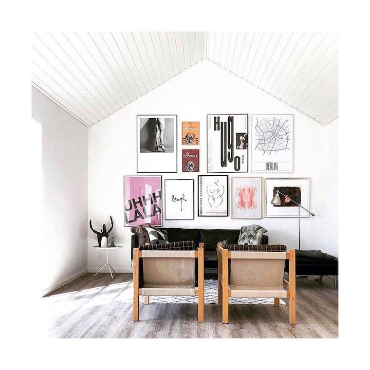Brand new beautiful house in Skagen