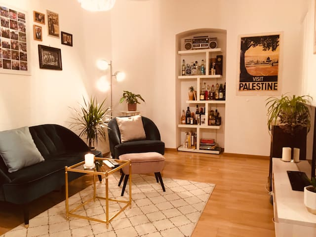 Cozy and stylish Apartment - City Center - Nordend