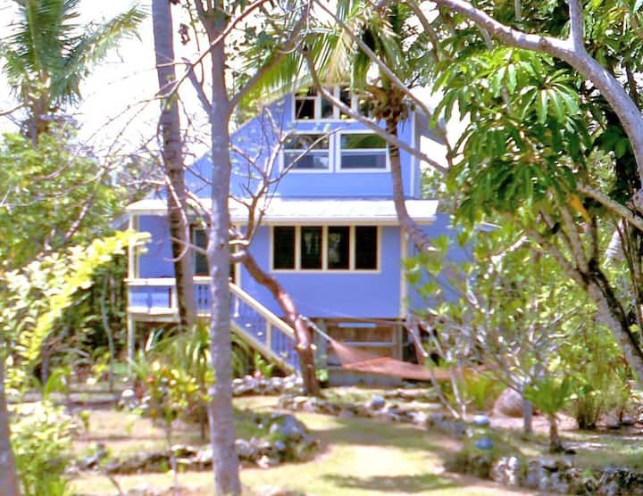 Clear Water Cottage Tropical Island Retreat