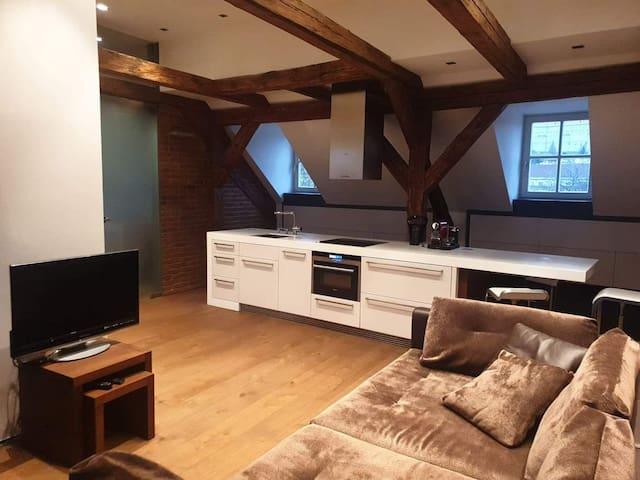 Cozy one bedroom aprtment
