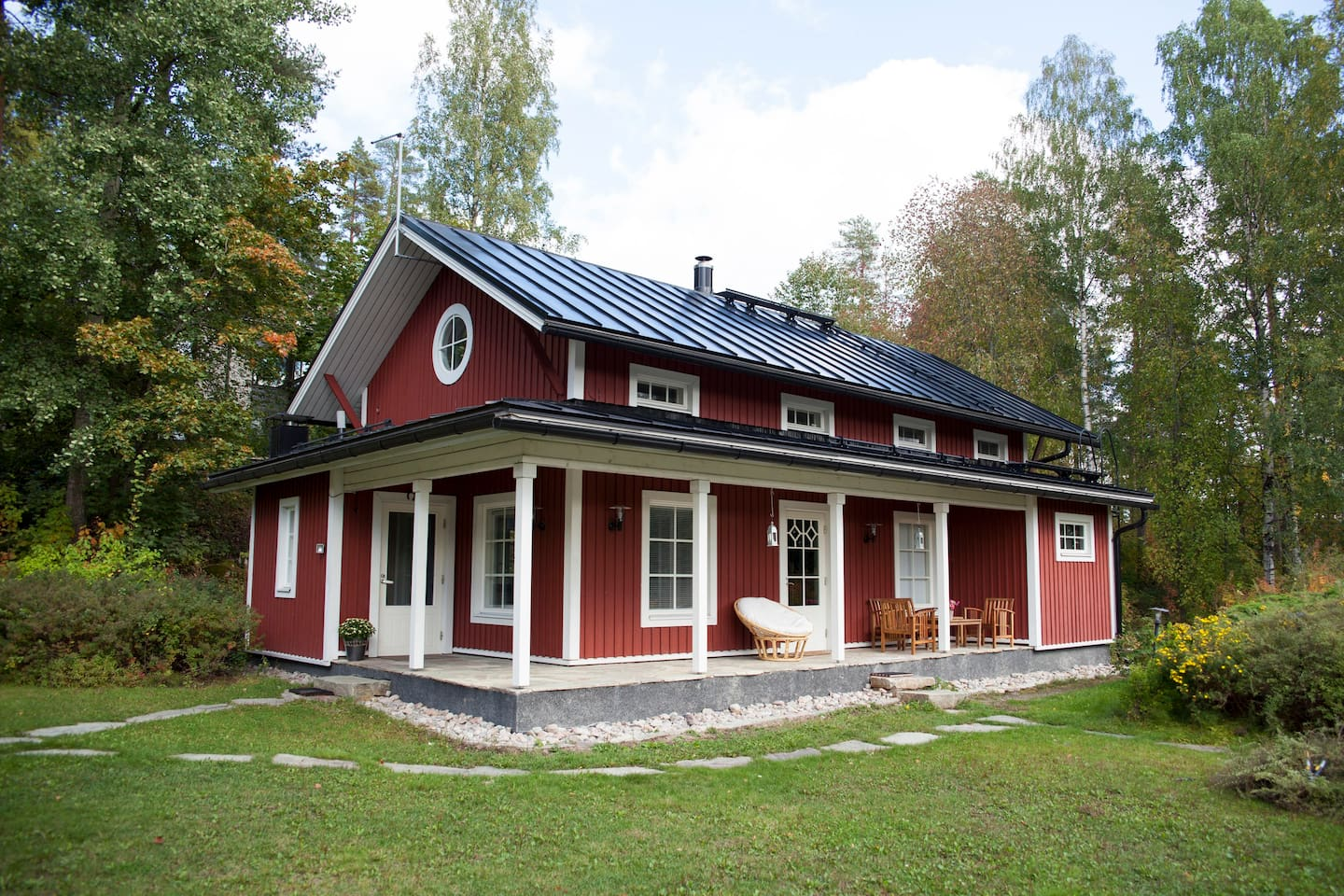 Your own charming cottage 2km from Jyväskylä city centre