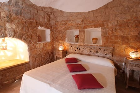 Historic Trullo, Ready for Romance - Marina di Mancaversa - 独立屋