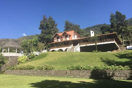 Beautiful house in the mountains - Pallatanga - Ev