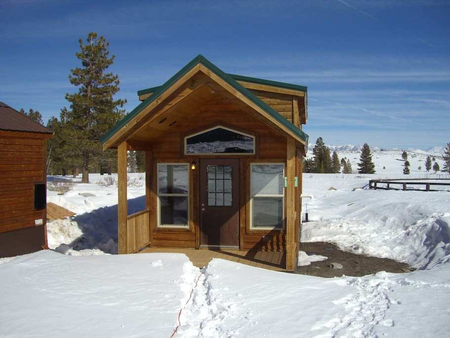 windy flats cabin cabins for rent in mammoth lakes