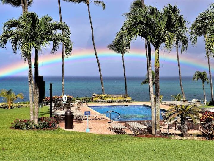 Maui Oceanfront Condo
