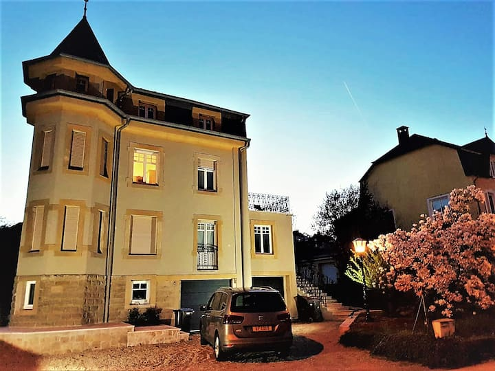 Schuttrange Villa with a View, Luxembourg