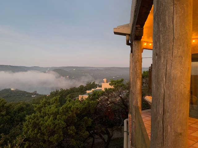 $258/night Lake Travis Views for miles! New Hosts!