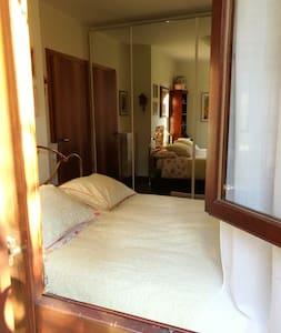 Salvia&Crema - stanza con bagno privato