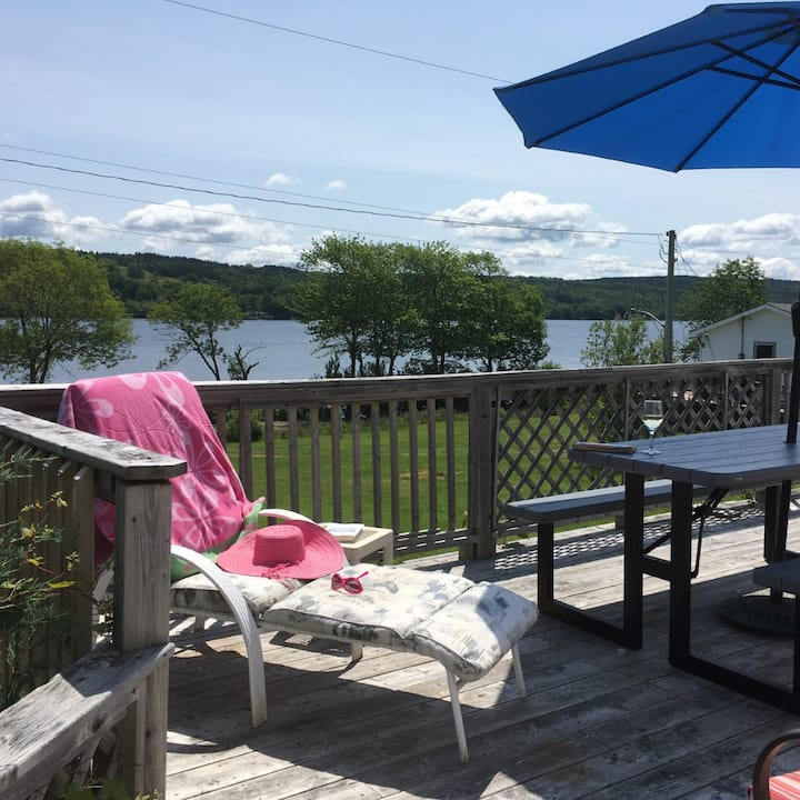 Lakeside Cottage Rental Lochaber Antigonish Co NS