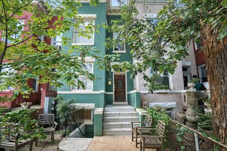 Charming apartment close to everything - Washington