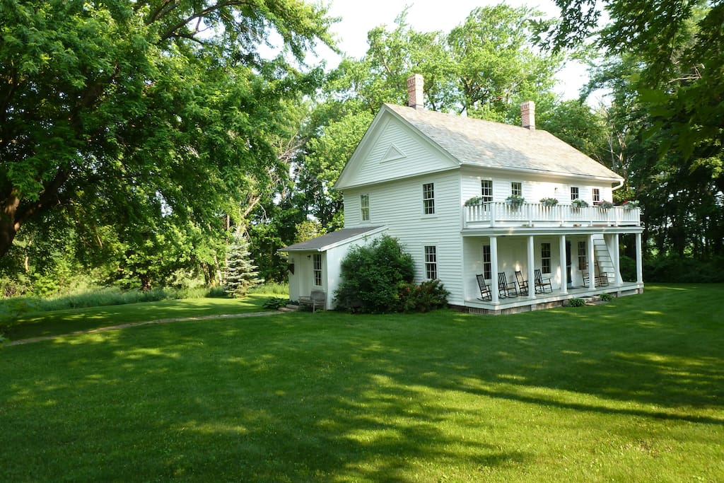 Thorstein Veblen Farm National Historic Landmark Houses