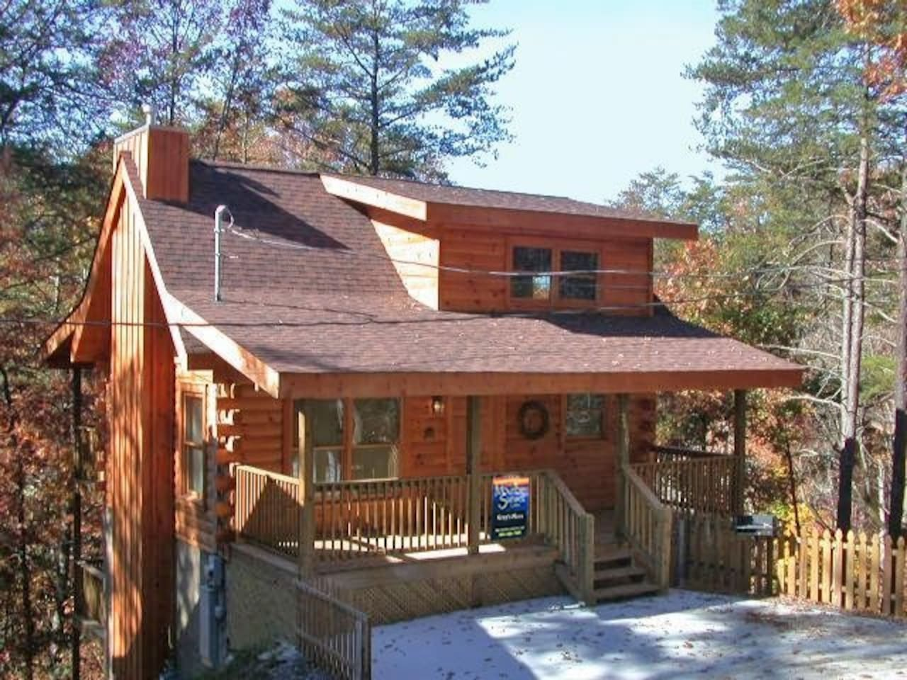 Wild Thang cabin - make your own memories here!